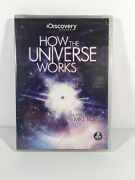 Discovery Channel - How The Universe Works - New Sealed 2-disc Dvd Set Region 1