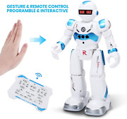 Robot Toys For Kids Boys Smart Programmable Remote Control