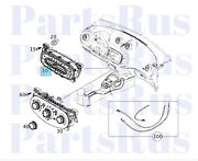 Genuine Smart Fortwo Switch Block Air Conditioner 4539051200
