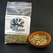 Organic Marshmallow Root Cut Sifted 1 2 3 4 8 12 Oz Ounce Lb Althaea Officinalis