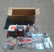 Playmobil Fire Sets 9462 9463 9466 And 9467 Store Demo Set