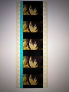 Used Ghibli Howls Moving Castle Movie 35mm Film Cell Actually Very Rare Goods 2