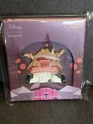 Loungefly X Disney Alice In Wonderland Lenticular Le 3andrdquo Collectible Boxed Pin