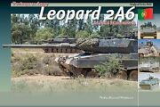 Portugese Army Leopard 2a6 In Field Manoeuvres