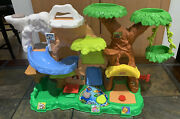 Fisher Price Little People Zoo Talkers Tree House