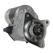 New 12v Imi Preformance Starter Fits Ford Tractor 5200 5340 540a 545a 11.130.579