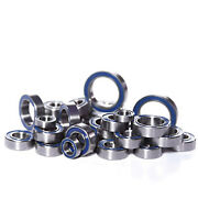 Traxxas 3.3 T-maxx Series 33 Pc Full Rubber Sealed Bearing Kit By Fullforce Rc