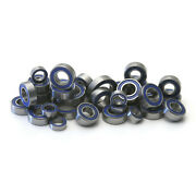 Traxxas 2.5 T-maxx Series 33 Pc Full Rubber Sealed Bearing Kit By Fullforce Rc