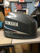 Yamaha Four Stroke 225 Hp Top Cowling/ Fits F200-f225 3.3l. 02and039-10and039-stk 9156