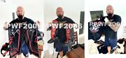 Wwe Luke Gallows The Oc Hand Signed Event Ring Worn Complete Set With Proof Coa