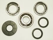 Front Differential Bearing And Seal Kit Polaris Rzr Xp Turbo 1000 Le 4 S4 19 2019