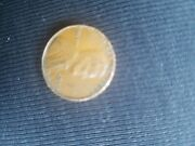 1946 Wheat Penny No Mint Print Circulated Coin.