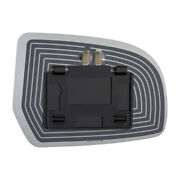 New Flat Driver Side Replacement Mirror Glass For 2010-2014 Subaru Legacy