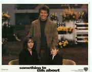 2 Julia Roberts Dennis Quaid Something To Talk About 11x14 Lobby Cards Lc16