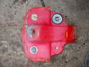 Ford 8n Tractor Engine Motor Late Model Dash Assembly W/ Tachometer