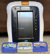 Vitec Innotab 3 With 3 Games-monsters Inc., Disney Planes And Read, Play And Create