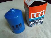 Early Spin On Oil Filter W/ Nut Lf-7 60-64 Pontiac V8 To Replace Pf-7 Vintage