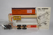 Train Miniature Tmi Ho Scale, National Packing Co. 40' Plug Door Reefer, Boxed