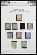Lot 32106 Collection Stamps Of Christmas Island 1958-2014