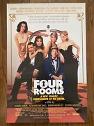 Four Rooms 1995 Four Stories By Four Directors Q. Tarantino, Robert Rodriguez