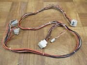 Rock-ola 490/494 Jukebox Amplifier Power /control Wiring /wire Harness /wires