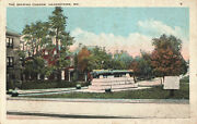 Postcard The Spanish Cannon Hagerstown Maryland Posted 1934