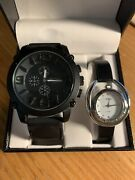 Bob Mackie Mens And Womens Gently Used Watches. Mens Needs Battery Replacements