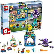 Lego Toy Story 4 Buzz And Woodyand039s Carnival Mania 10770 Disney