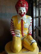 Vintage Original Ronald Mcdonald Teeter Totter See Saw Playland Playground Toy