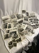 Lot Of Ww2 Us Army Photos With Nose Art Shots F808