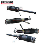 Luftfederung 4x Front Hydraulic Abc Rear Shock Absorber Strut For Mercedes W221