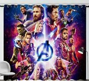 The Avengers Curtains
