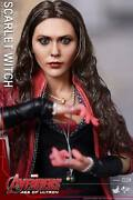 1/6 Hot Toys Mms301 Marvel Avengers Scarlet Witch Wanda Maximoff Action Figure