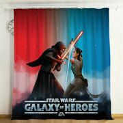 Star Wars Galaxy Of Heroes Curtains