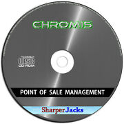New And Fast Ship Chromis Point Of Sale Pos Management Software System Mac Disc