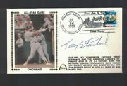Terry Steinback Oakland Athletics As Mvp Signed Fdc Envelope W/our Coa