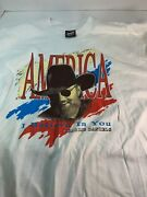 Charlie Daniels 1993 I Believe In You Concert Tour T Shirt Large New Single St