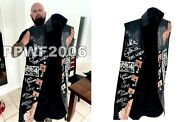 Wwe Luke Gallows Hand Signed Event Used Ring Worn Jacket With Proof And Coa Rare