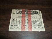 October 1892 Central Vermont Transfer Ticket Grand Trunk To Canadian Pacific