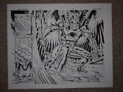 Savage Hawkman 20 Pages 10 And 11 Intro Of Hawkman Red Gold Battle Armor Double Pg