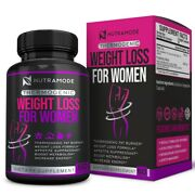 Thermogenic Weight Loss Appetite Suppressant Belly Fat Burner For Women And Men