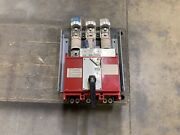 General Electric Hpc Switch 1600 Amp 600v 3 Pole Thpr3616b A4by1600