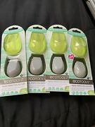 New Ecotools Travel Perfecting Blender Travel Case And Sponge Makeup Lot Of 4