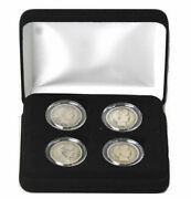 First Commemorative Mint Barber Quarter Mint Mark Collection