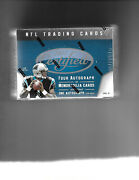 2011 Panini Certified Football Sealed Hobby Box Cam Newton Autograph Prime