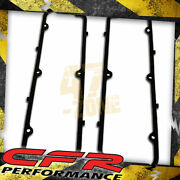 For 1962-85 Ford Sb Small Block 260 289 302 351w Steel Core Valve Cover Gaskets