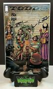 Mk Perker And Ken Kristensen Signed Todd The Ugliest Kid On Earth 1 2nd Print Nm
