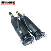Luftfederung 2x Strut Front Hydraulic Abc Shock Absorber For Mercedes W220