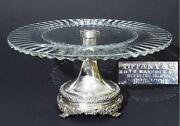Attachment Shell, And Co New York Um 1930 Floor Stand In 925 Silver