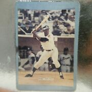 Hank Aaron Original 1960and039s-70and039s Sports Illustrated 35 Mm Negative Slide